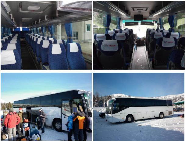 автобус в шерегеш из омска фото автобуса