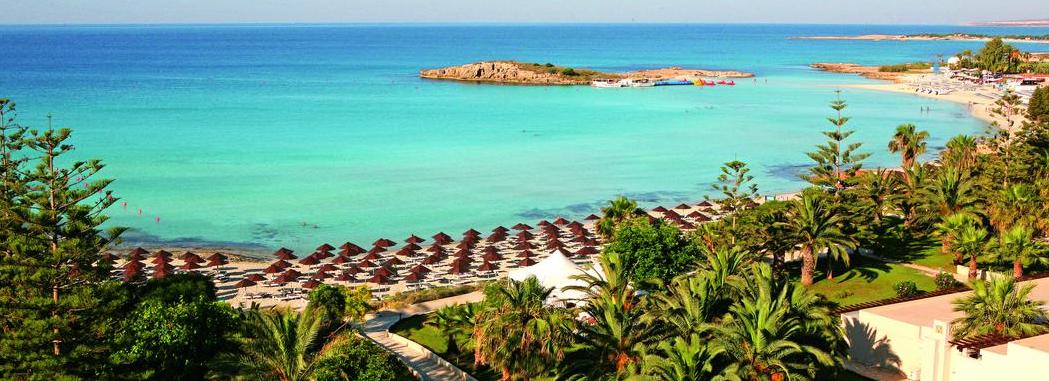 Кипр панорама